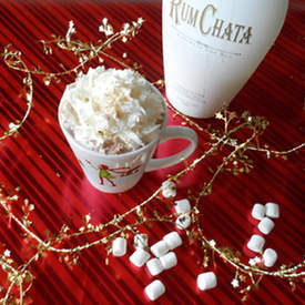 Hot Chocolate with RumChata
