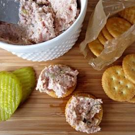 Favorite Ham Salad Spread