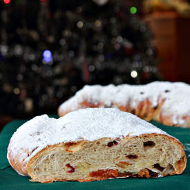 DIY Edible Gifts: Stollen