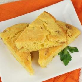 Cracklin' Corn Bread