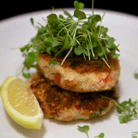 Quick and easy crabcakes