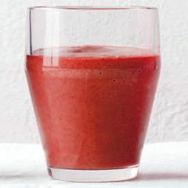 Strawberry Coconut Water Smoothie Recipe