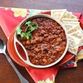 One-Eyed Jack's Vegan Chili