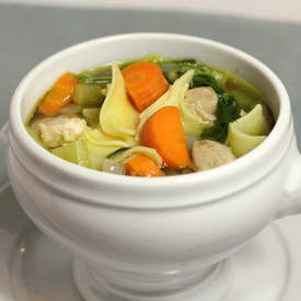 Cheater's Chicken Soup!