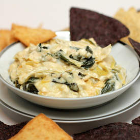 Insanely Delicious Spinach Artichoke Dip