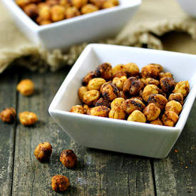 How to Roast Chickpeas With Your Favorite Spices
