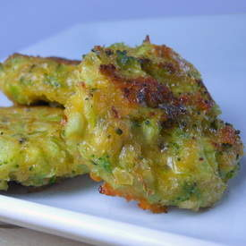 Broccoli Cheddar Nuggets