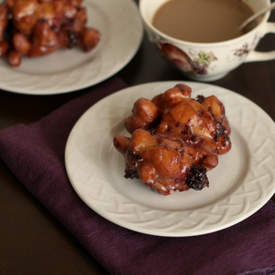 Blackberry Fritters