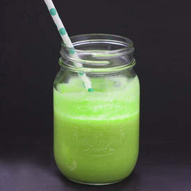 Cucumber Honeydew Melon Smoothie