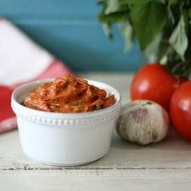 Tomato and Basil Spread