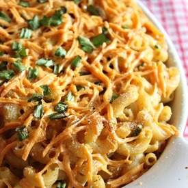 Vegan Mac-n-Cheese