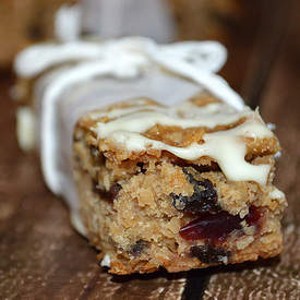 Oatmeal Raisin Breakfast Bar