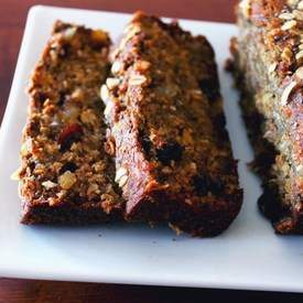 Tropical Chia Seed Banana Bread