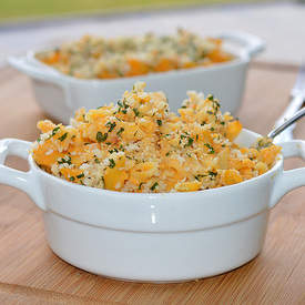 Creamy Vegan Butternut Mac & Cheese