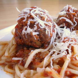 Mama's Marvelous Meatballs