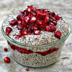 Vanilla Chia Seeds Recipe