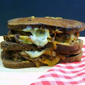 Deluxe Patty Melts