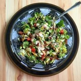 Monterey Chicken Chopped Salad