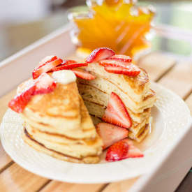 Sunday's Best Buttermilk Pancakes