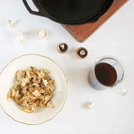 Preserving Wild Mushrooms & Mushroom Stock