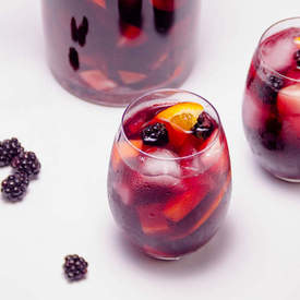 Summer Fruit Red Wine Sangria