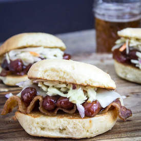 Little Smokies Sliders