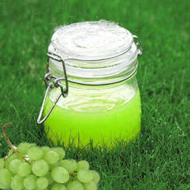 Green Grape Smoothie Recipe