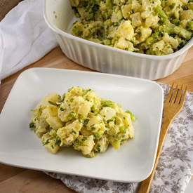 Mustard-Herb Potato Salad