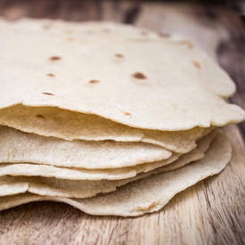 5-Minute Flour Tortillas