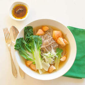 Miso Umami Noodle Broth