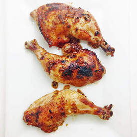 Korean BBQ Chicken Legs