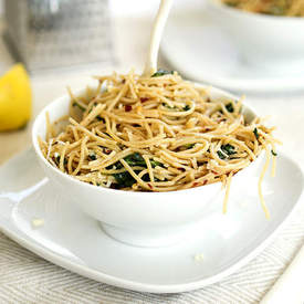 Pasta with Garlic and OIl