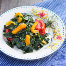 Collard Green Salad