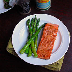 4 Ingredient Salmon Recipe