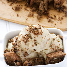 Broken Biscotti Vegan Ice Cream