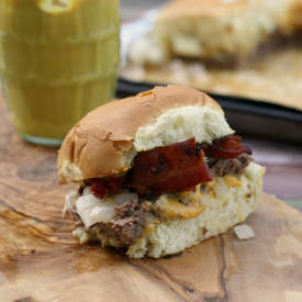 Secret Ingredient Sliders