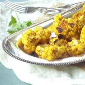 Roasted Cauliflower Tikka