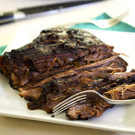 Slow Roasted Beef Brisket