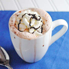 Microwave Hot Cocoa