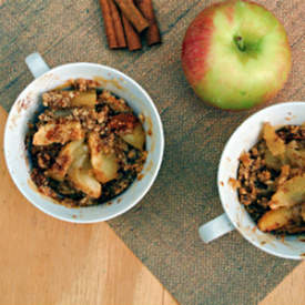 Honeycrisp Apple Cobbler