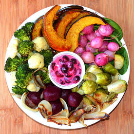 Roasted Nourish Bowl