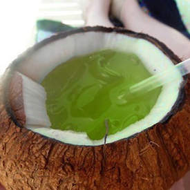 Avocado Coconut Drink Recipe