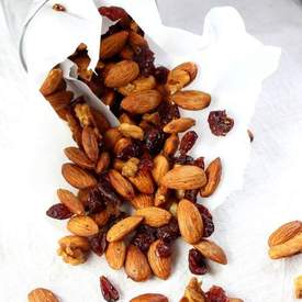 Vanilla Almond Nut Mix