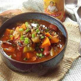 Sweet Potato Gumbo