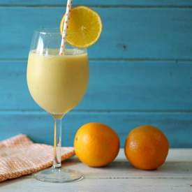 Peachilious Smoothie