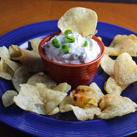 Spicy Green Onion Dip