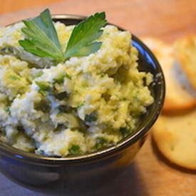 Artichoke Lemon Pesto Spread