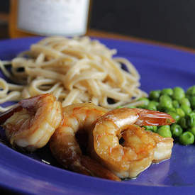 Simple Sautéed Shrimp