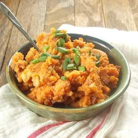 Gochujang Mashed Potatoes