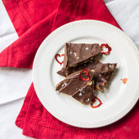 Chocolate & Pretzel Bark